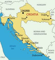 Map Of Italy And Croatia by Croatia Luxury Yacht Charters Crewed Superyachts To Rent