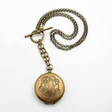 monogram locket jan monogram locket front toggle necklace talich