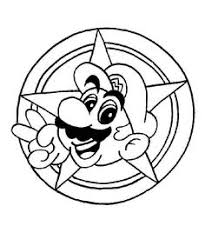 super mario swimming underwater coloring page fun coloring pages