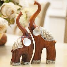 Home Decor Statues Compare Prices On Elephant Statue Decor Online Shopping Buy Low