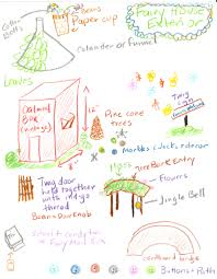 Fairy House Plans How To Make Tinker Bell U0027s House From The Great Fairy Rescue