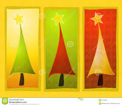 rustic christmas tree clip art stock illustration image 3440300