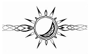sun tribal tattoo 35 latest armband tattoo designs