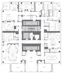 grand 10 large penthouse floor plans apartment building awesome
