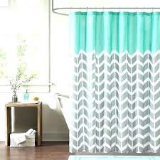 Grey Bathroom Curtains Teal And Gray Curtains White Teal Grey Eyelet Curtains 8libre