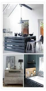 table de cuisine en palette 12 idées pour recycler des palettes de la ruelle au salon