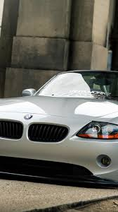 slammed cars wallpaper bmw z4 coupe slammed cars wallpaper 46607
