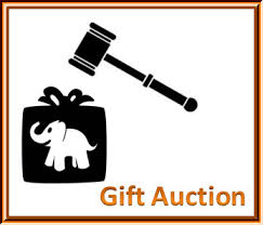 white elephant gift auction and exchange party albinophant