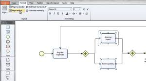 bizagi modeler how to model your first business process using