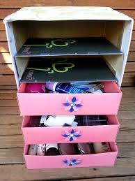 diy cosmetic organizer and jewelry box using bdj boxes lilaccola