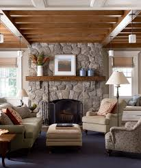 Designing A Small Living Room With Fireplace Mantel Decorating Ideas Freshome