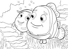100 disney finding nemo coloring pages disney images