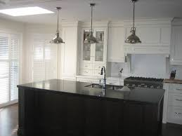 stunning kitchen pendant lighting over the kitchen sink features