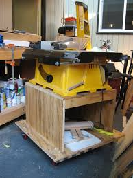 table saw bench plans plans free download scarce08mhw