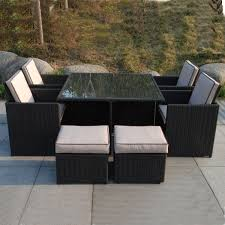 cheap outside table and chairs rattan hire yorkshire furniture and events