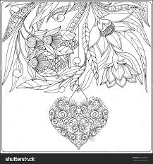 flower happy valentine coloring pages alric coloring pages