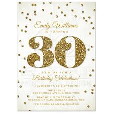 personalised halloween party invitations 30th birthday party invitations gold glitter look confetti
