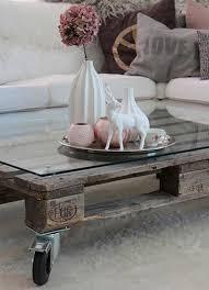 Shipping Crate Coffee Table - lastpall bord en modern klassiker inredningsvis scandinavian