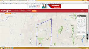 Map My Route by Comparison Of Route Mapping Websites Bike Lane Ends