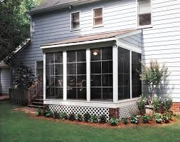 American Home Design Windows Eze Breeze Vertical 4 Track Window System