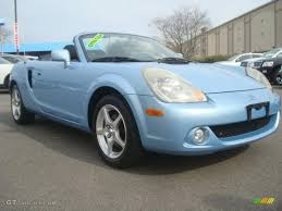 toyota roadster 2003 paradise blue mica toyota mr2 spyder roadster 45689059
