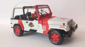 transformers jeep wrangler custom jurassic park jeep wrangler open top 1 24 tamiya toy