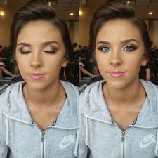 sunday glam by this beauty preetycure mua wearing