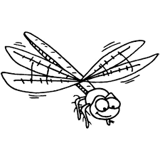 special dragonfly coloring pages for kids book 5617 unknown