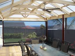 Custom Patio Blinds Best 25 Outdoor Blinds Ideas On Pinterest Diy Exterior Blinds