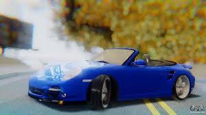 porsche carrera 2010 porsche 911 2010 cabrio for gta san andreas
