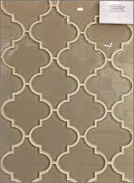 copper kitchen backsplash tiles arabesque lantern beacon copper tile in bronze brushed for kitchen