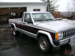 1988 jeep comanche custom comanche base