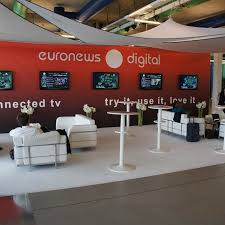 Exhibition Reception Desk Festival Of Media Exhibition Stands Plunge Creations