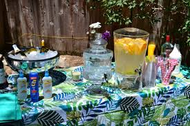 Pool Party Ideas Baby Shower Pool Party Ideas Pool Design Ideas