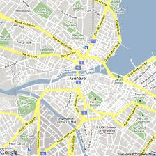 geneva map map of geneva switzerland hotels accommodation