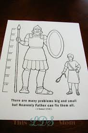 27 best vbs david images on pinterest david and goliath craft
