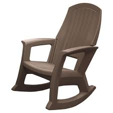 Recycled Plastic Rocking Chairs Semco Recycled Plastic Rocking Chair Hayneedle