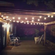 Patio String Light Patio String Lights Ideas The Kienandsweet Furnitures