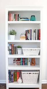 Bookcase With Books How To Style A Bookshelf Like The Pros The Easy Way To Decorate