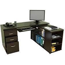 Computer Desk L Inval America L Shaped Computer Work Station