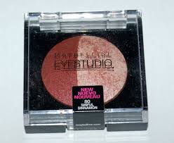 eye studio color pearls marbleized baked eye shadow color sinful