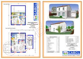 plan maison etage 3 chambres plan maison 3 chambres etage trendy plan au sol du er tage plan de