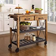 kitchen stunning kitchen island cart walmart kitchen cart home