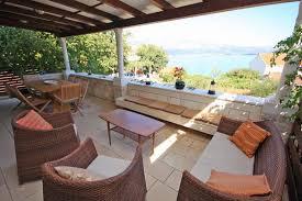 House With 4 Bedrooms Lumbarda Holiday House With Beautiful Sea Views Near Beach