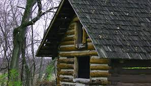 the rustic log cabin paint color ideas homesteady
