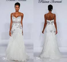 discount 2015 beach wedding dresses plus size spaghetti