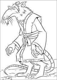 ninja turtles coloring pages kids party ideas