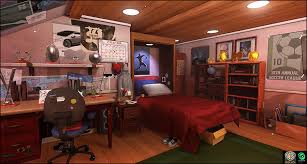 bedroom game game party chions rileys basement bedroom by shogun 3d on