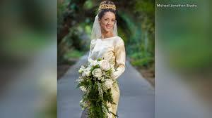 handmade wedding dresses 4 in family wear same handmade wedding gown from 1932