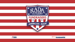 rada blog made in the usa knife company the best fundraising option